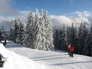 mountain skiing Western Ukraine bukovel  2